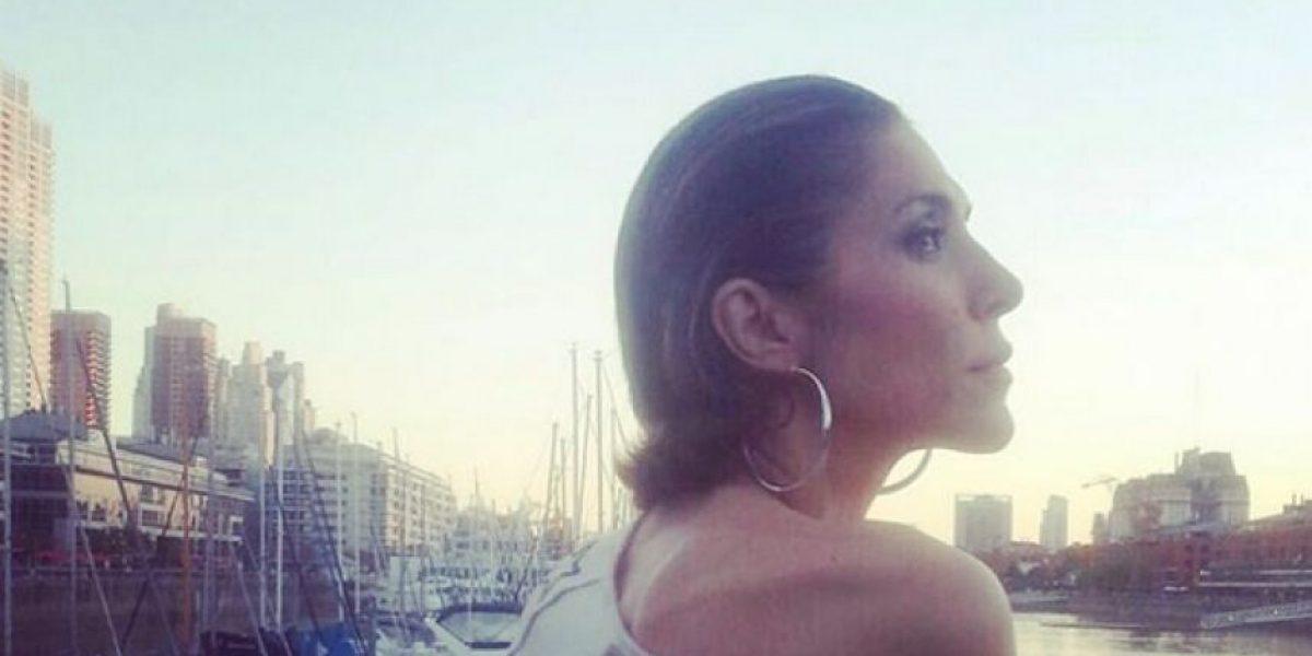 Lorena Meritano también es criticada en redes sociales