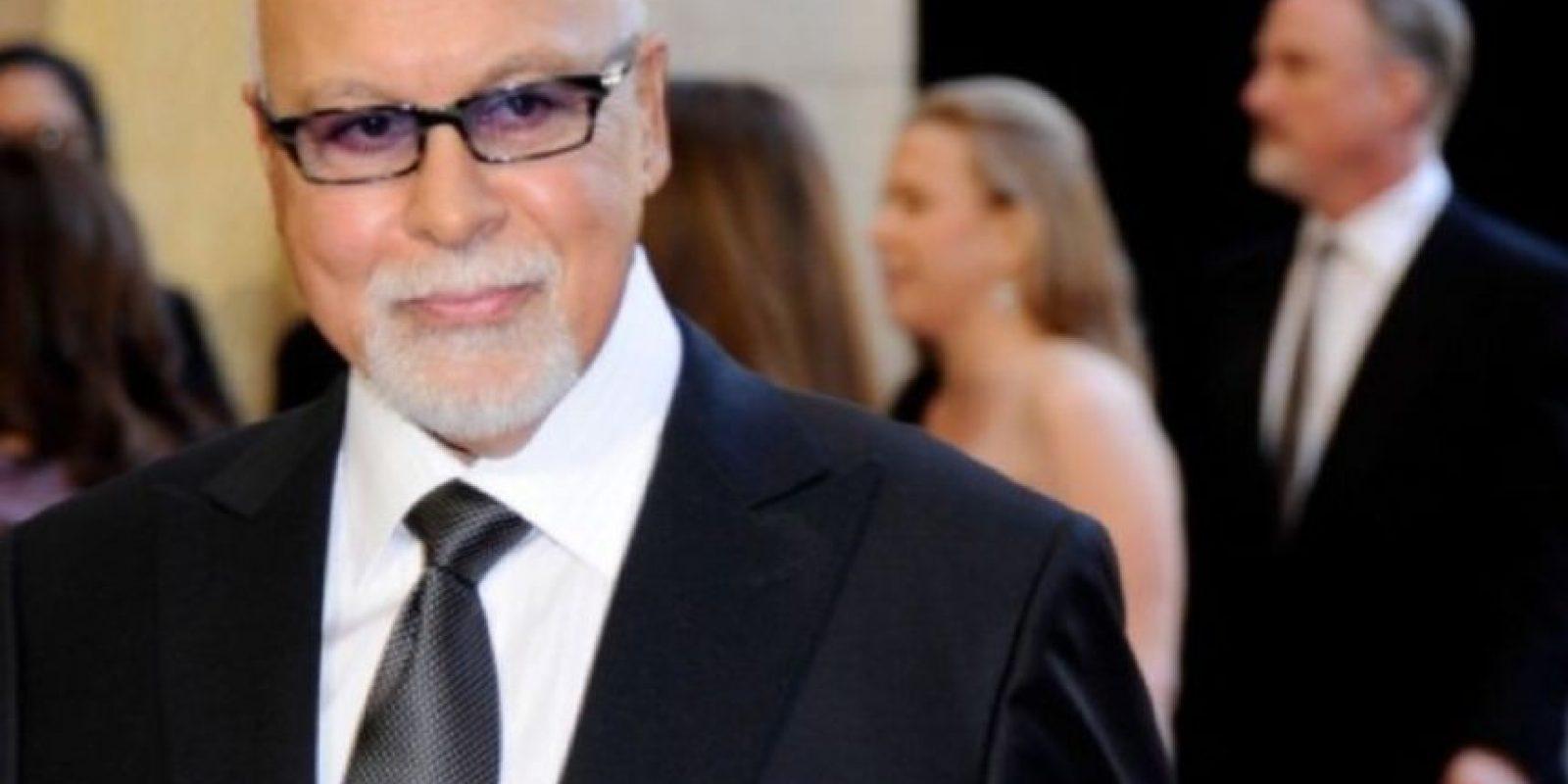 René Angélil tenía 73 años de edad. Foto:Getty Images