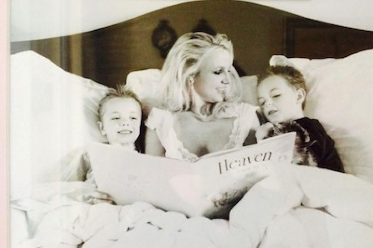 Britney intenta pasar mucho tiempo de calidad con sus hijos Foto:Instagram/britneyspears