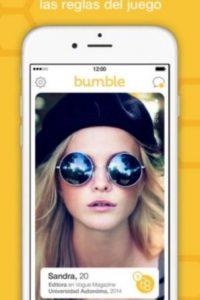 Disponible para iOS y Android. Foto:Bumble Trading Inc.