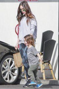 Tiene dos hijos, Noah Shannon Green Foto:Grosby Group