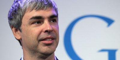 Page es el otro creador de Google. Foto:Getty Images
