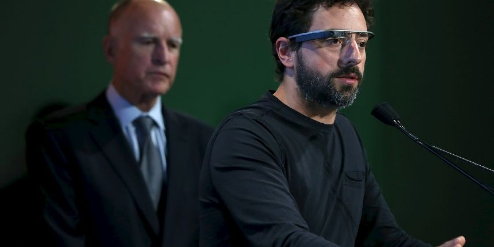 Es cofundador de Google. Foto:Getty Images
