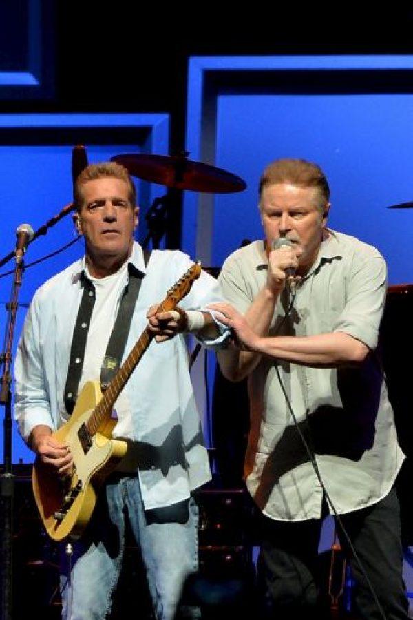 Fue un músico conocido por su participación en la banda Eagles. Foto:Getty Images