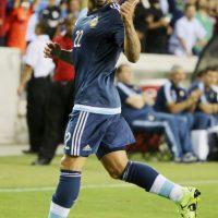3. Ezequiel Lavezzi Foto:Getty Images