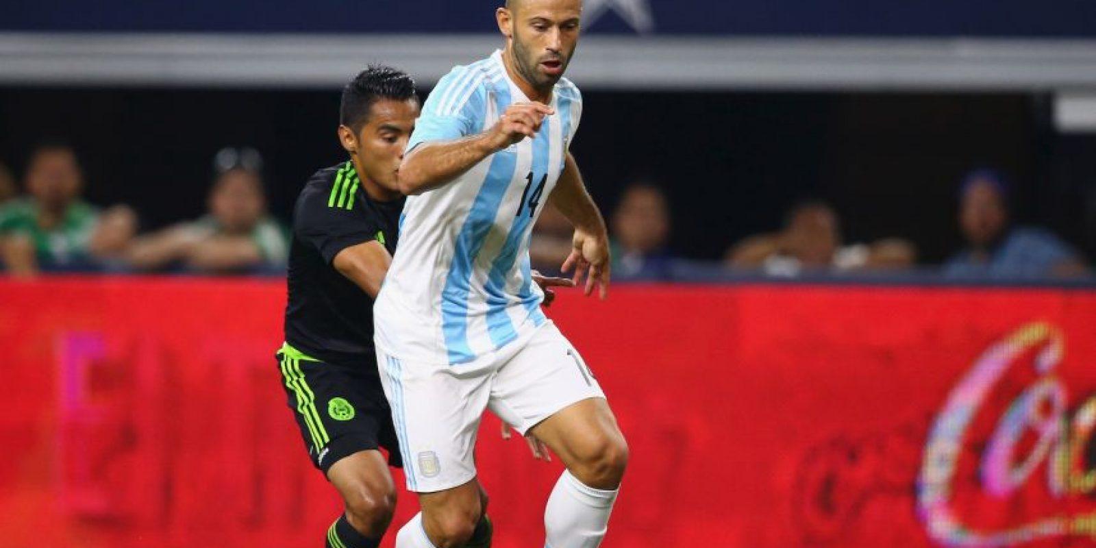 En España hablan de su regreso a Argentina con el River Plate Foto:Getty Images