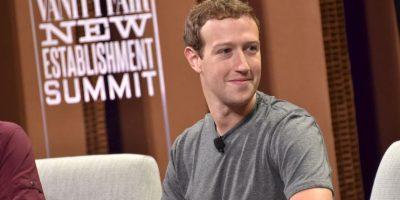 Su fuente de dinero es Facebook, la red social que fundo. Foto:Getty Images