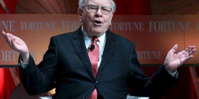 3. Warren Buffett posee 72 mil 700 millones de dólares. Foto:Getty Images
