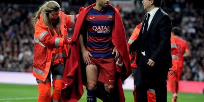 10. Javier Mascherano Foto:Getty Images