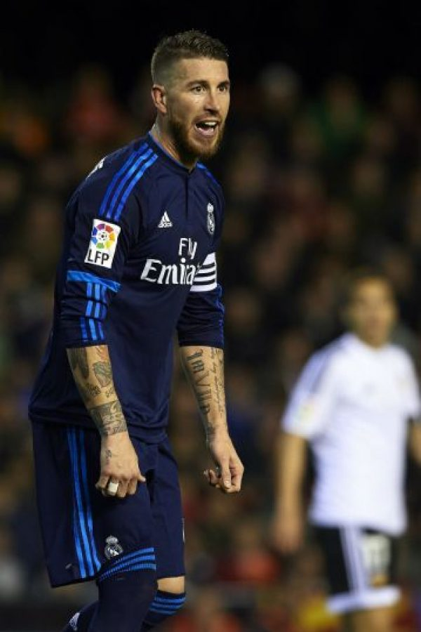 Sergio Ramos (Real Madrid) Foto: Getty Images