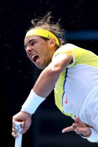 Extiende su mala racha a siete torneos del Grand Slam sin título Foto:Getty Images