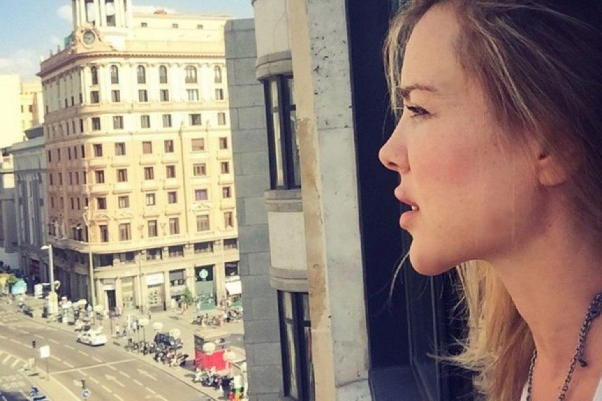 Foto:Instagram Natalia París