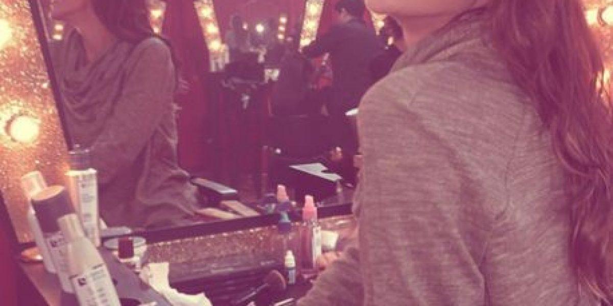 ¿Natalia Betancourt con ínfulas de diva en