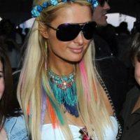 6. Paris Hilton Foto:Getty Images