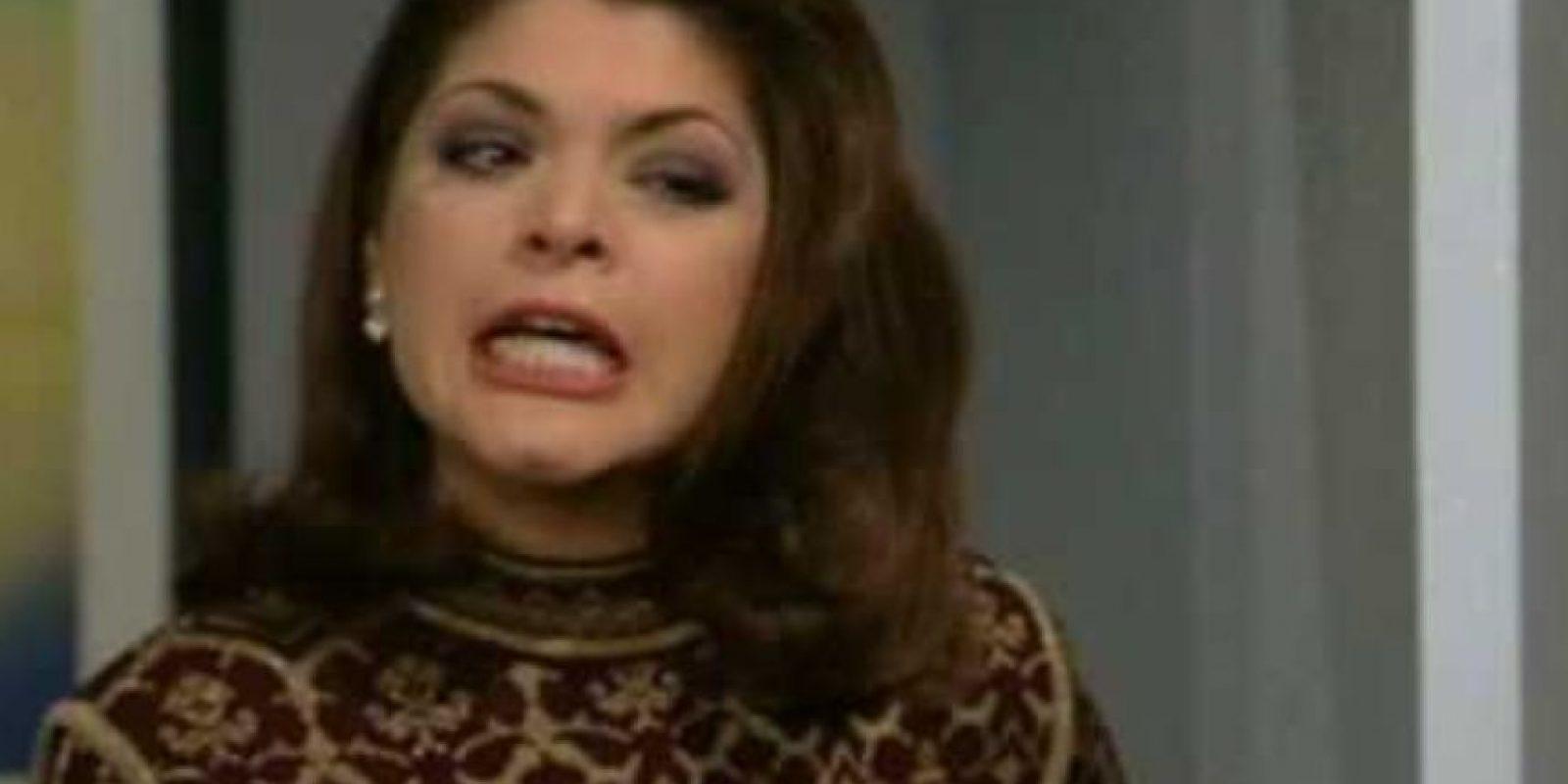 """Es una gran intérprete. Dio un buen papel protagónico en """"Hasta que el dinero nos separe"""" y ha destacado en teatro. Pero sin duda """"Soraya"""" siempre la perseguirá a donde vaya. Foto:vía Televisa"""