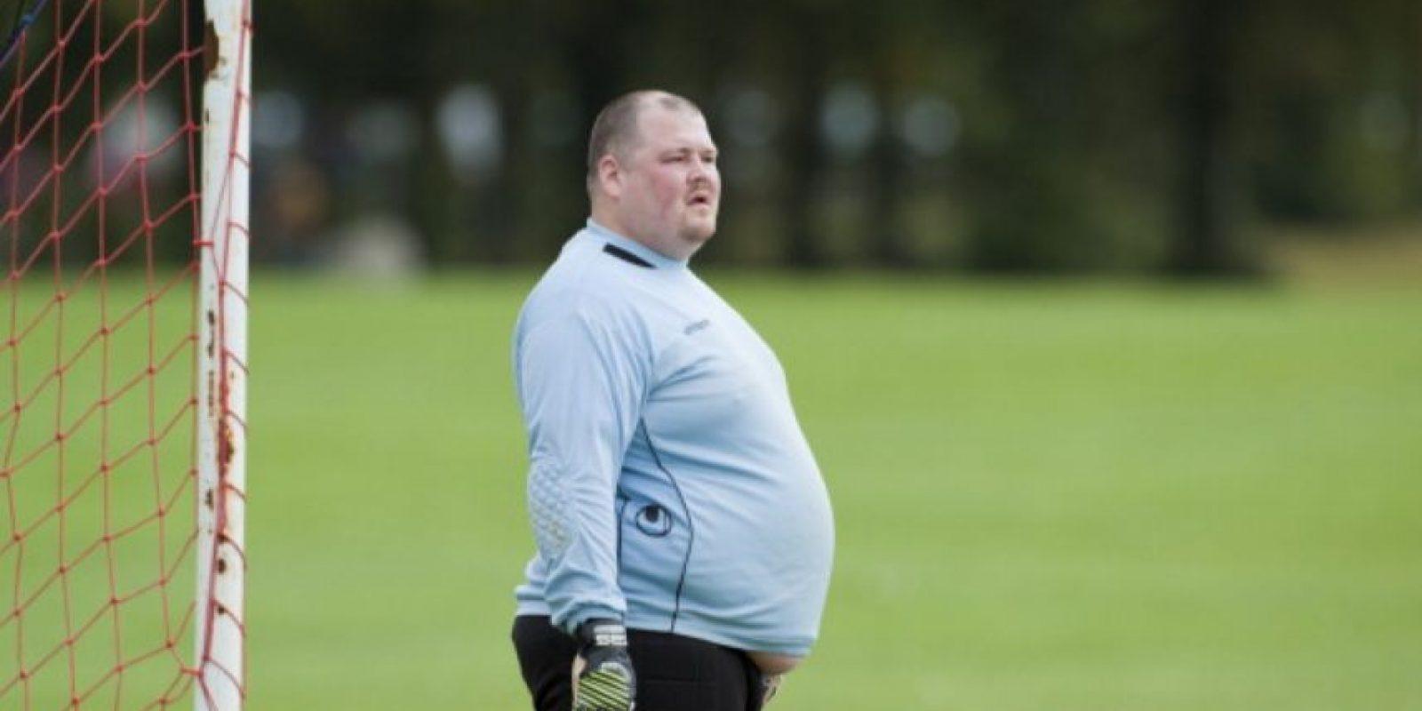 Solo pueden disputarla futbolistas que tengan un índice de masa corporal superior a 30. Foto:Getty Images