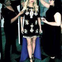 Fergie utiliza el veneno de víbora para mantener su rostro joven. Foto:vía instagram.com/fergie