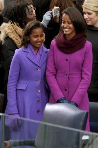 Así han crecido Malia y Sasha Obama en la Casa Blanca Foto:Getty Images