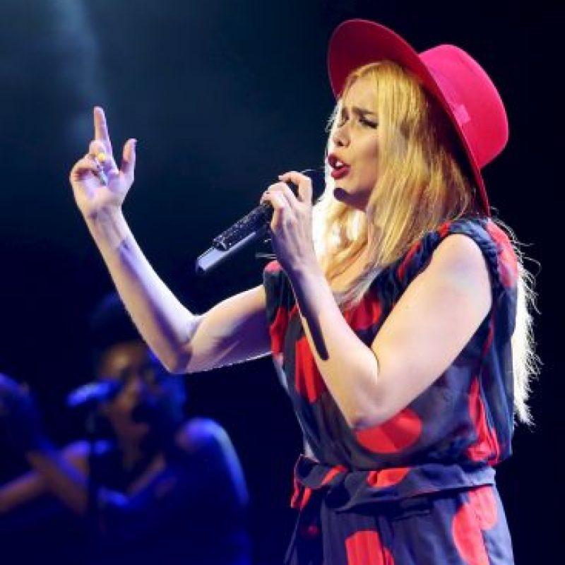 La cantante Paloma Faith Foto:Getty Images