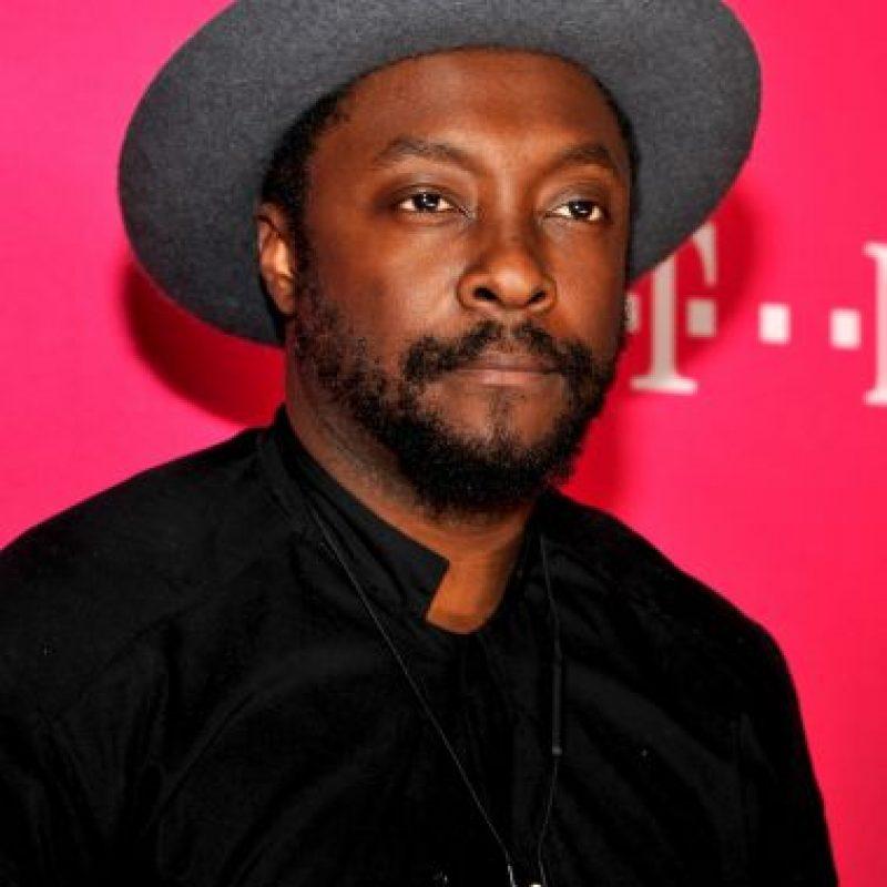El músico Will.i.am Foto:Getty Images