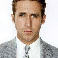 Lo mismo sucede con Ryan Gosling, el actor y músico canadiense Foto:Getty Images