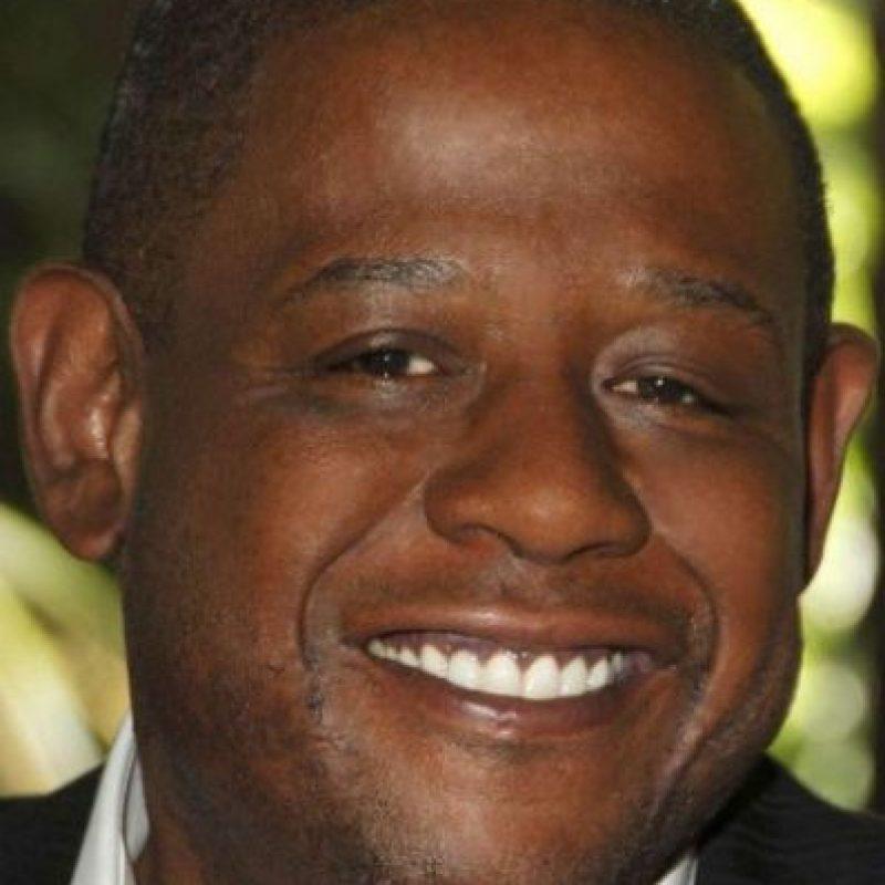El productor y actor de cine estadounidense, Forest Whitaker, también padece estrabismo. Foto:Getty Images