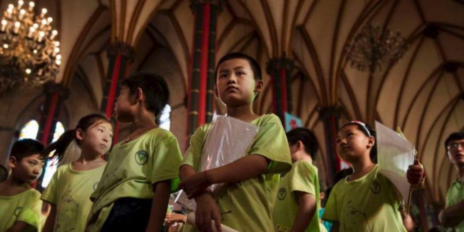 Los sacerdotes acusados de efectiva pedofilia en 42 años, fueron 958, 18 por año. Foto:vía Getty Images