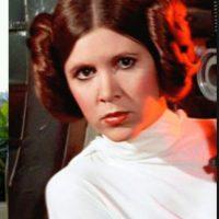 """Carrie Fisher, famosa por su papel de la """"Princesa Leia"""", tiene una hija llamada Billie Lourd. Foto:vía Instagram/praisethelourd"""