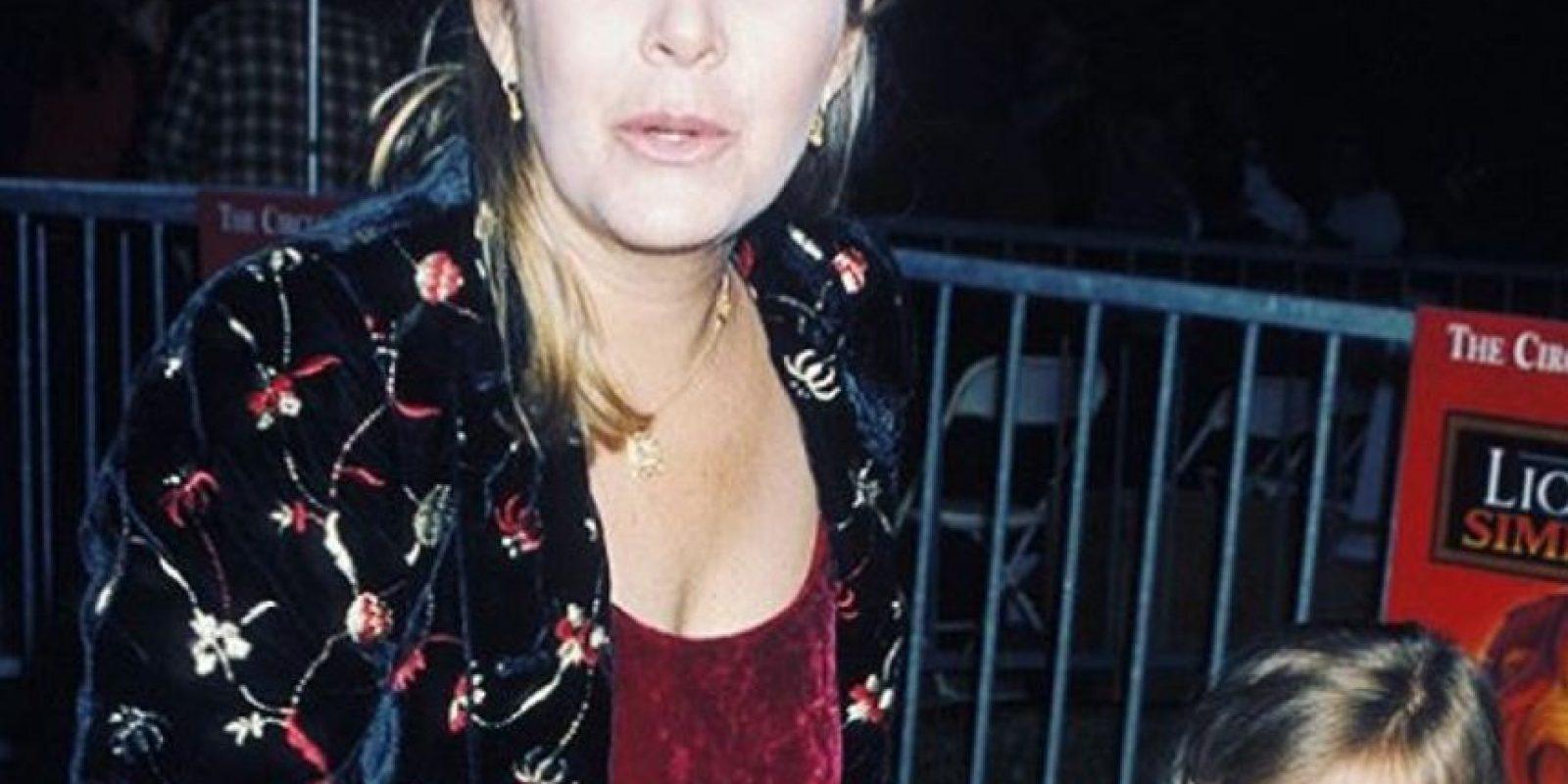 Billie nació en 1992. Foto:vía Getty Images