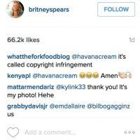 Foto:Vía Instagram/britneyspears