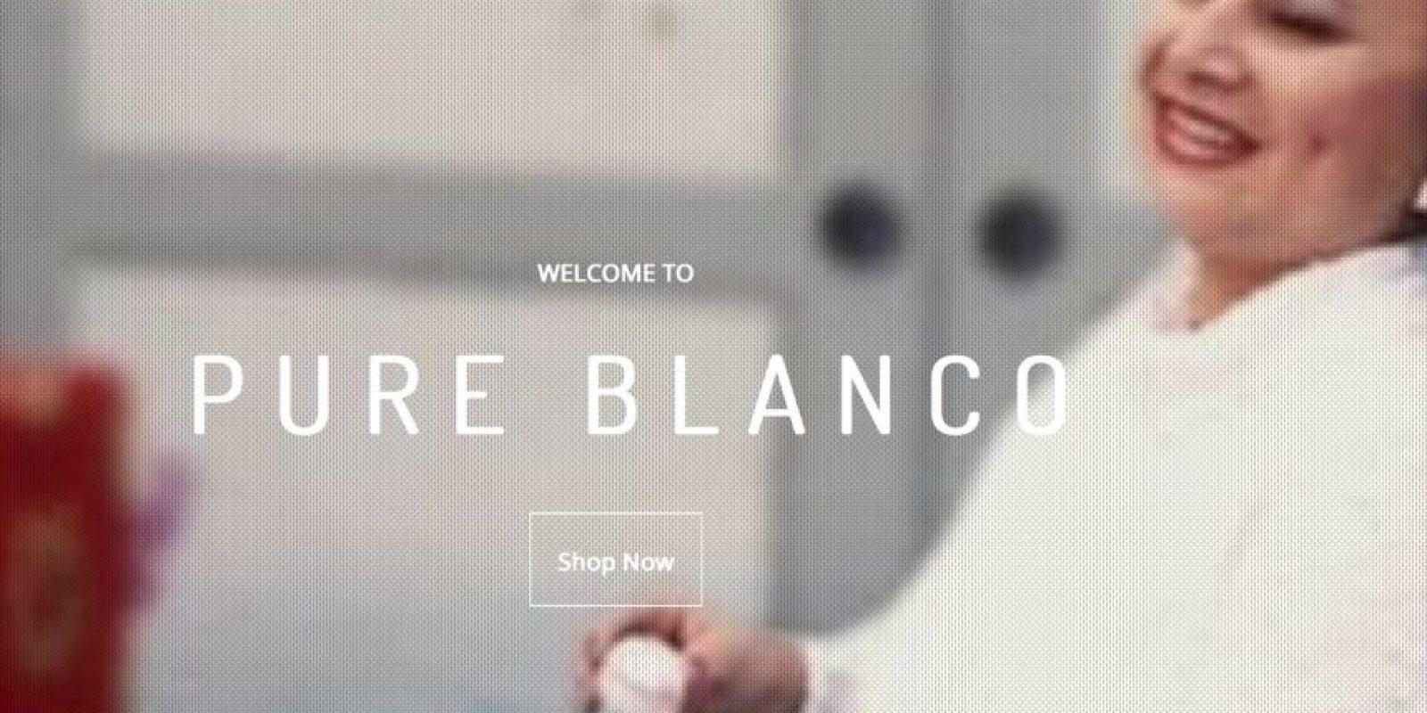 """""""Pure Blanco"""" está inspirada en Griselda Blanco, maestra de Escobar y una de los capos más peligrosos de los 70 y 80. Foto:vía Pure Blanco"""