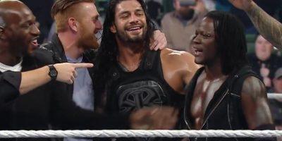 Ha peleado en empresas como NWA Wildside y TNA Foto:WWE