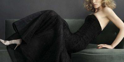 Cate Blanchett es famosa por su estilo y talento. Foto:vía Vogue