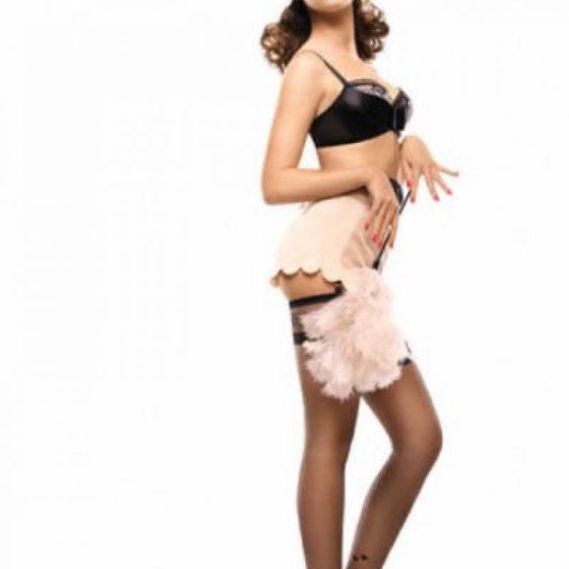 También ha posado de manera sensual en algunas revistas. Foto:vía Vogue