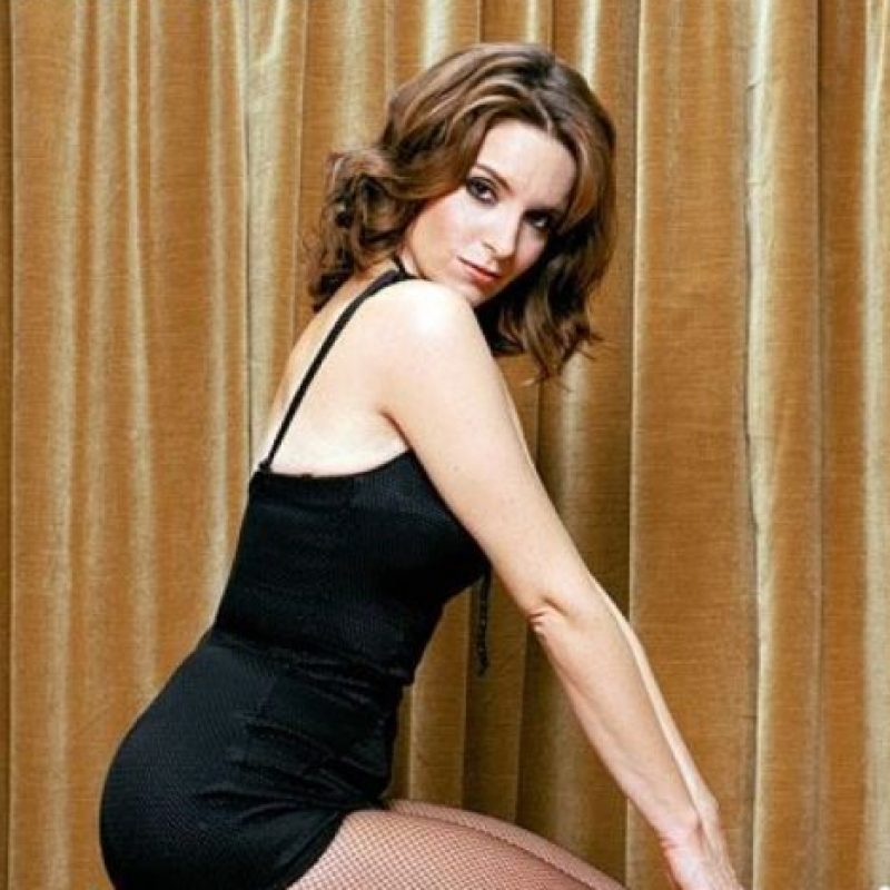 La comediante Tina Fey posó para Maxim. Foto:vía Maxim