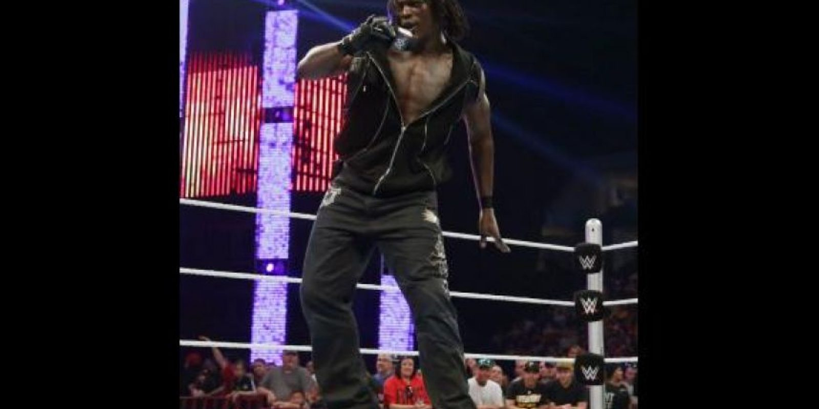 Su nombre real es Ronald Aaron Killings Foto: WWE