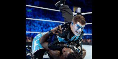Nació el 19 de enero de 1972 en Atlanta, Georgia, Estados Unidos Foto:WWE