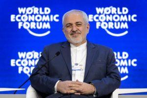 Así como el exministro israelí Mohammad Javad Zarif Foto:AFP