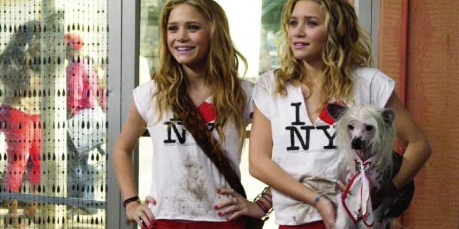Ambas son actrices estadounidenses. Foto:IMDb