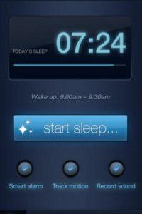 Disponible para iOS y Android. Foto:SleepBot