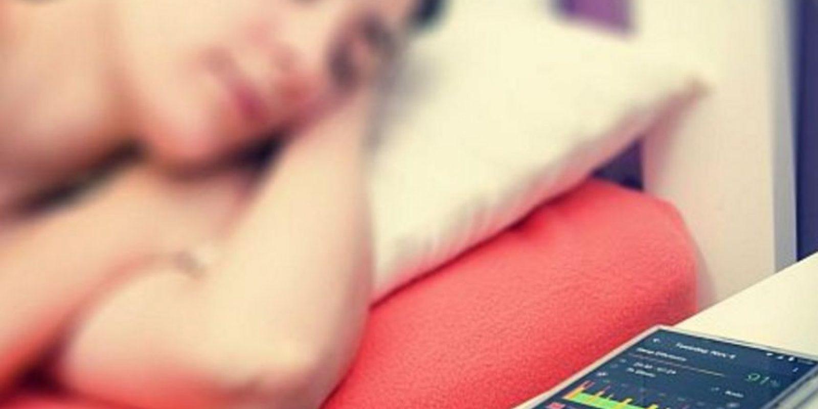 Estas son las mejores apps para dormir bien. Foto:vía Pinterest.com