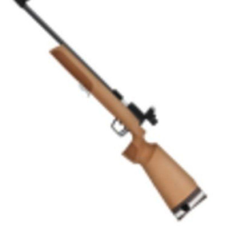 Rifle. Foto:vía emojipedia.org
