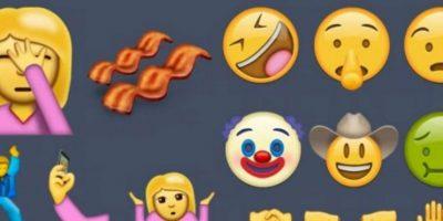 Unicode 9.0 será liberada a mediados de año y esperamos ver los nuevos emojis en iOS 10. Foto:vía Pinterest.com