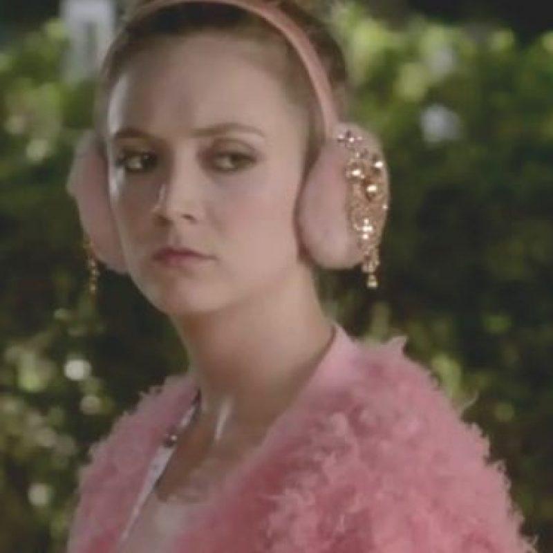"""Lourd es la hija de Carrie Fisher, la """"Princesa Leia"""" de """"Star Wars"""". Foto:vía FOX"""
