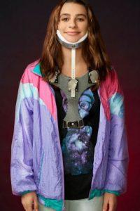 """""""Hester"""" es hija de la integrante de la fraternidad que dio a luz 20 años atrás. Foto:vía FOX"""