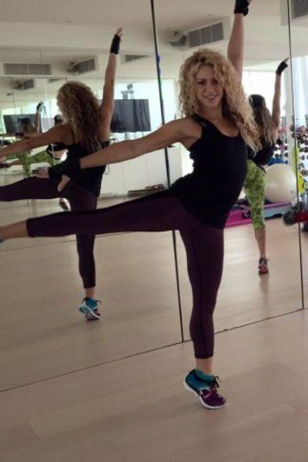 Shakira Foto:Vía instagram.com/shakira