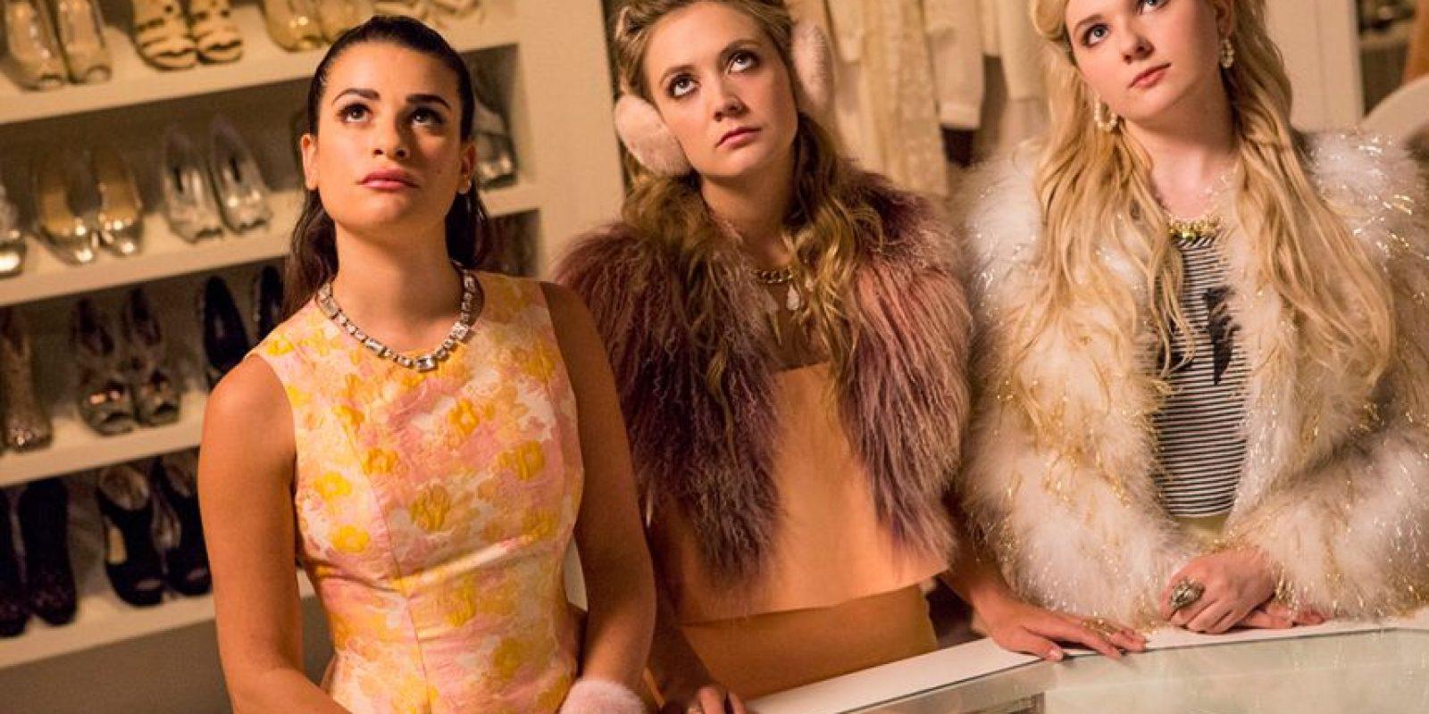 """Todas sus protagonistas se hacen llamar """"Chanel"""". Foto:vía FOX"""
