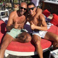 Algunos medios especulan que tiene una relación más que amistosa con el kickboxer Foto:Vía instagram.com/badrhariofficial