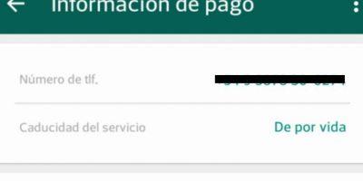 WhatsApp ahora es gratis de por vida. Foto:WhatsApp