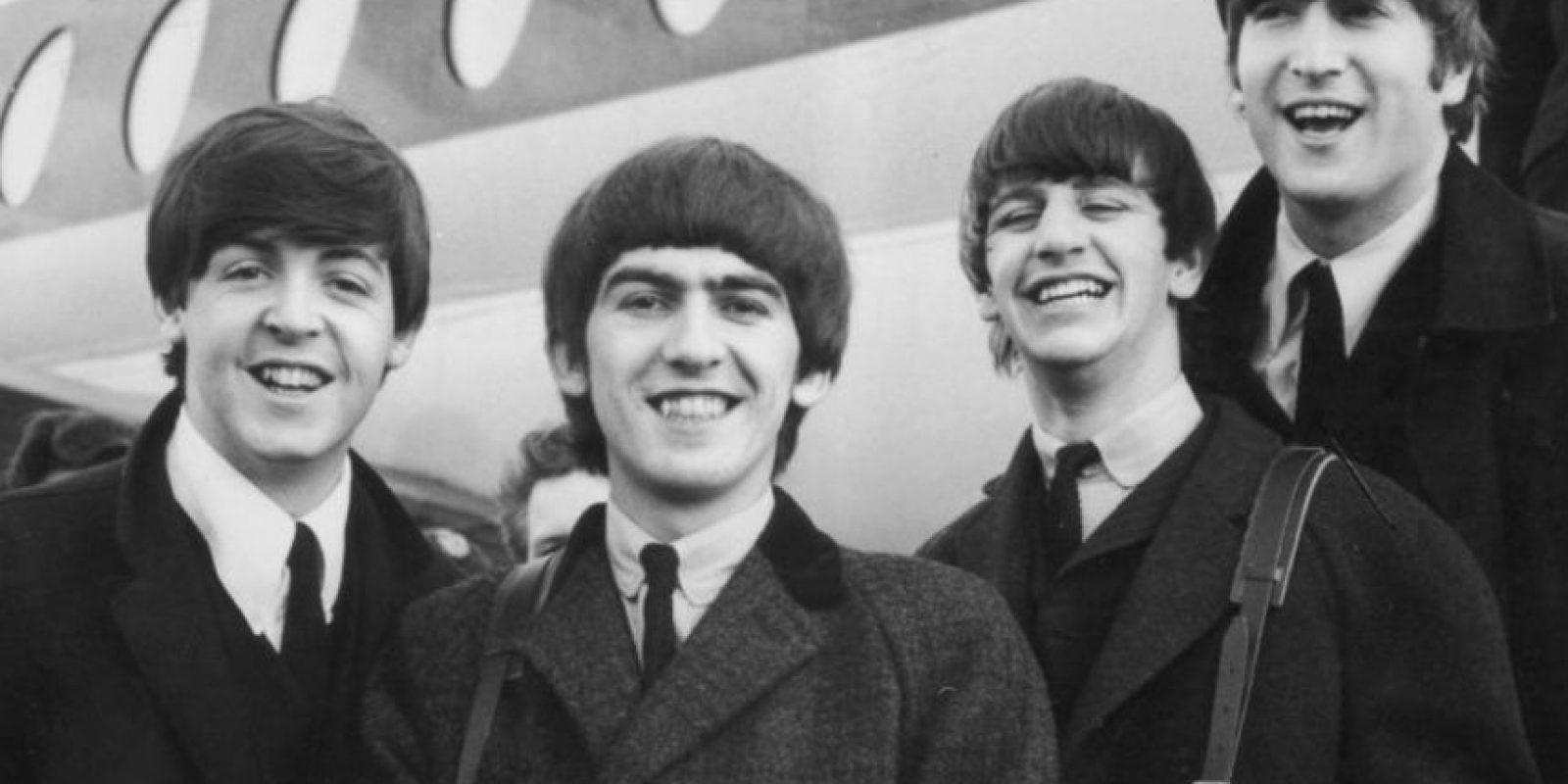 """8. La palabra """"Beatlemanía"""" fue inventada por la locutora Sandy Gardiner. Foto:Getty Images"""